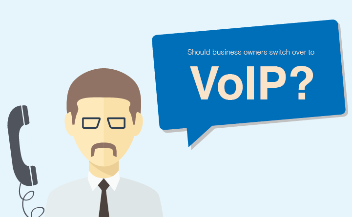5 Reasons to Make The Switch to VoIP