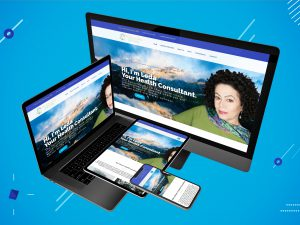 LPC Partnerships  - Website Design